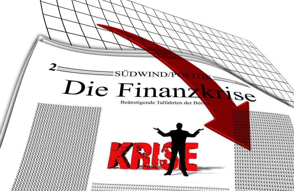 Die Finanzkrise 2007 / 2008