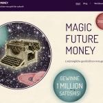 Friedemann Brenneis im Interview: Über das Geld der Zukunft und einen Schreibwettbewerb