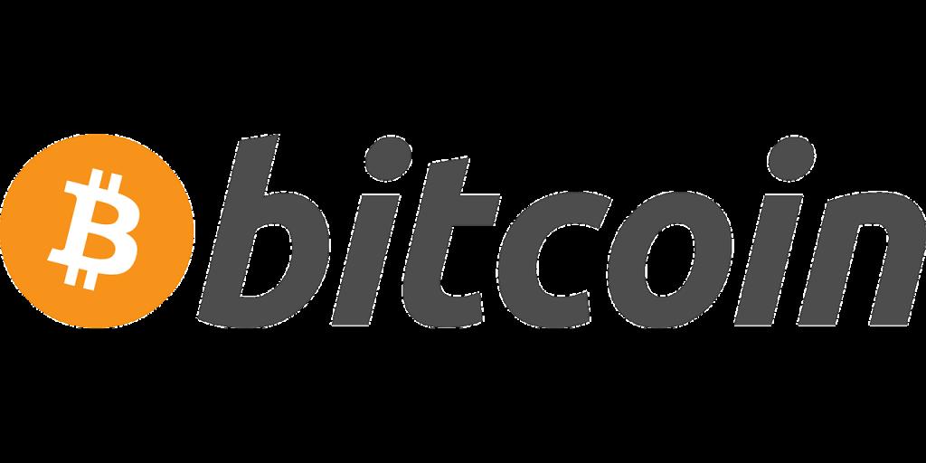 Das Logo des Bitcoin