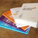 Bitcoin-Bücher: Drei unterschiedliche Tipps