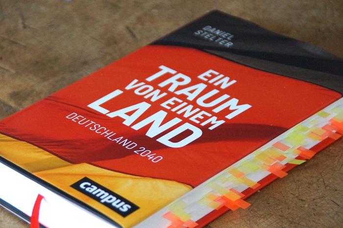 Kritisch und konstruktiv: »Ein Traum von einem Land« von Daniel Stelter