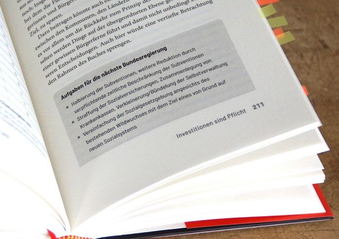 Aufgaben für die nächste Bundesregierung - Schaukasten aus: ein Traum von einem Land. Deutschland 2040. Von Daniel Stelter