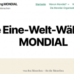 Ralph Gries im Interview: Über die Währung »Mondial«